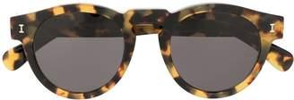 Illesteva tortoiseshell-effect sunglasses
