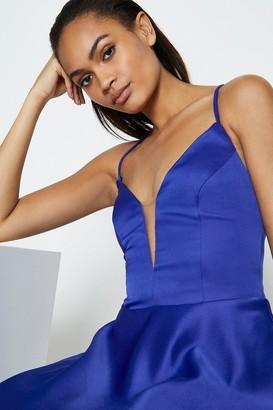 Coast Strappy Tie Back Maxi Dress