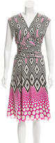 Temperley London Silk Printed Dress