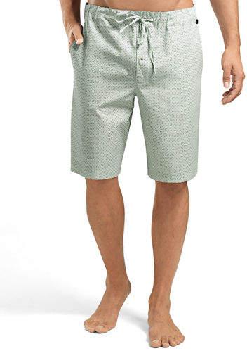 Hanro Night & Day Check Lounge Shorts