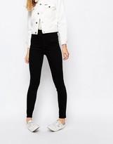 Rollas Eastcoast High Waist Ankle Grazer Jeans