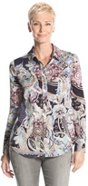 Chico's Mystic Mix Geneva Shirt