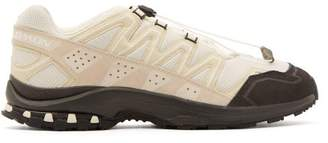 Salomon Xa-comp Adv Mesh Trainers - Mens - Beige