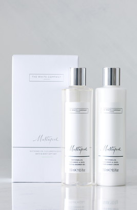 The White Company Mustique Bath & Body Set