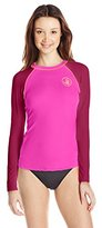Body Glove Women's Smoothies Sleek Long Sleeve Rashguard