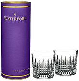 Waterford Giftology Collection Lismore Diamond Crystal Tumbler Gift Set
