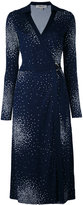 Diane von Furstenberg dotted dress - women - Silk - 2