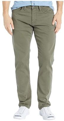 Mavi Jeans Jake Regular Rise Slim Leg in Olive Night Comfort (Olive Night Comfort) Men's Jeans