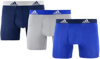 adidas Men 3-Pk. ClimaLite Boxer Briefs