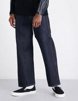 Junya Watanabe x Levi's regular-fit straight high-rise jeans
