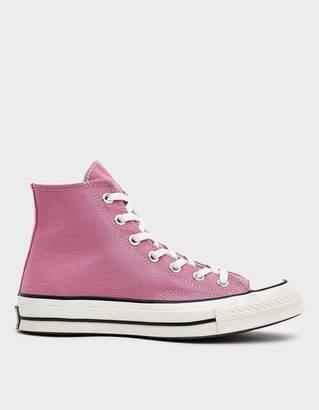 Converse Chuck 70 Hi Sneaker in Magic Flamingo