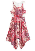 Bonnie Jean Handkerchief Dress, Big Girls (7-16)