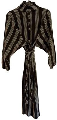 Ace&Jig Black Cotton Dress for Women