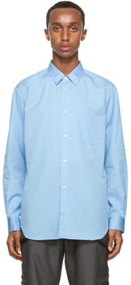 Comme des Garçons Shirt Blue Classic Forever Shirt