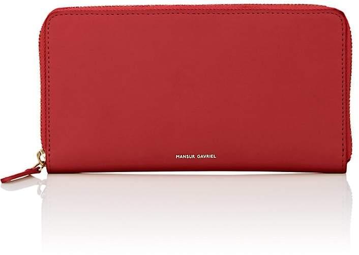 Mansur Gavriel Women's Leather Continental Wallet