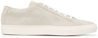 Common Projects Low Top Round Toe Sneakers