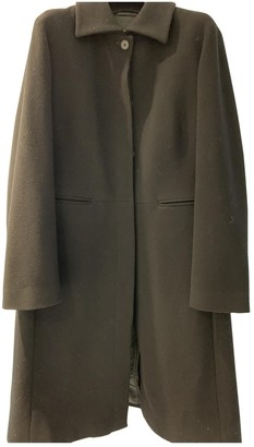 Cerruti Black Wool Coat for Women