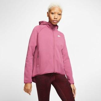 Nike Women's Sportswear Tech Fleece Cape Hoodie
