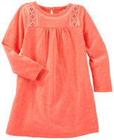 Osh Kosh Embellished Neon Dress