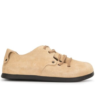 Birkenstock Stud-Flap Lace-Up Shoes