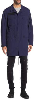 Belstaff Galston BXS Longline Jacket