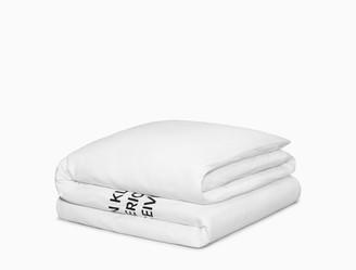 Calvin Klein Modern Cotton - Klein Duvet Cover In White