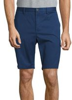 Michael Kors Slim-Fit Cotton-Blend Shorts