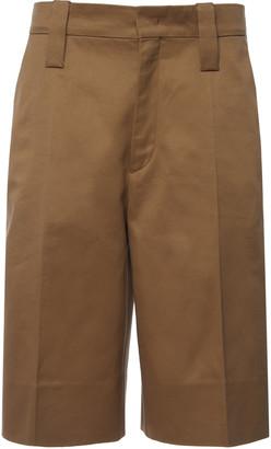 Prada Cotton Shorts