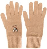 Moschino toy bear gloves
