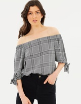 Mng Knot Blouse