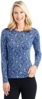 J.Mclaughlin Melanie Sweater in Devon Scroll