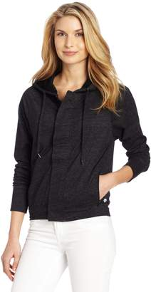 Colosseum Women's Pocket Baggy Full Zip Hoodie