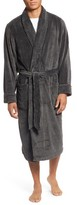Nordstrom Men's Stripe Fleece Robe