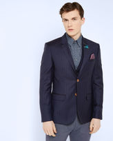 DAPPLE Tight Lines herringbone wool jacket