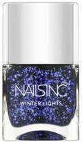Nails Inc Buckingham Square Sequined Nail Polish/0.47 oz.