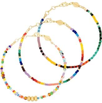 Anni Lu Eldorado Baja bracelet set