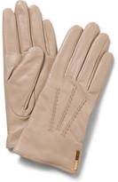 Ted Baker Texture Bar Detail Lthr Gloves