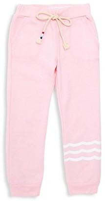 Sol Angeles Little Girl's & Girl's Waves Jogging Pants