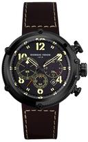 Giorgio Fedon Ionic-Plated Sport Utility II Quartz Watch, 45mm