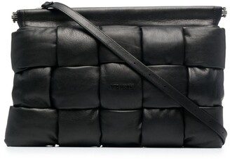 Vic Matié Padded Clutch Bag