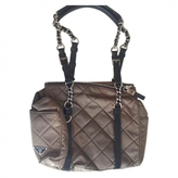 Prada Quilted Shoulder Bag