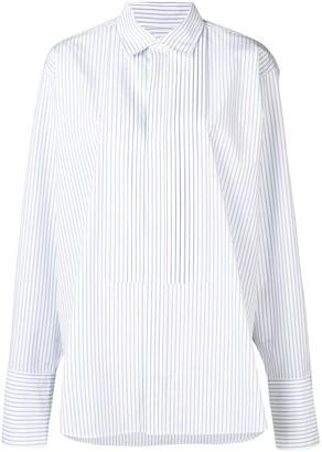 Golden Goose Oversized Striped Shirt