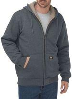 Dickies Men's Sherpa-Lined Fleece Jacket