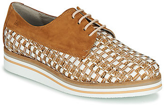 Dorking ROMY women's Casual Shoes in Brown
