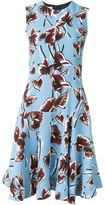 Marni 'Amlapura' print dress