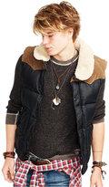 Denim & Supply Ralph Lauren Men's Ripstop Down Vest