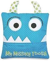 Alma's Designs Little Boy's Blue Tooth Fairy Pillow by Almas Designs
