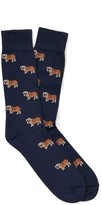 J.Mclaughlin Bulldog Socks