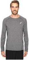 Asics Mesh Long Sleeve Crew