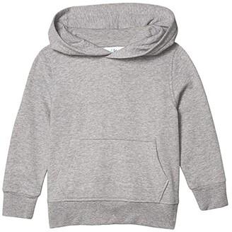 #4kids Essential Pullover Hoodie (Little Kids/Big Kids) (Black) Kid's Clothing